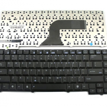 Asus A3 замена клавиатуры