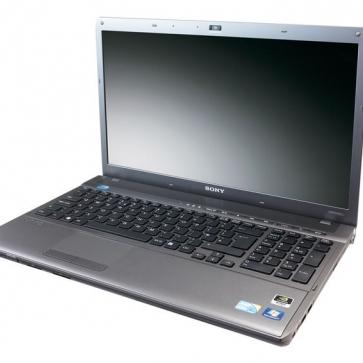 Ремонт ноутбука SONY VPC-F11: замена видеочипа, моста, гнезд, экрана, клавиатуры