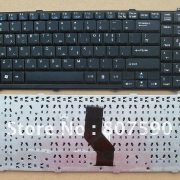 LG R580 замена клавиатуры ноутбука