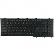 Fujitsu LIFEBOOK NH532 замена клавиатуры ноутбука
