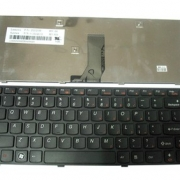 Lenovo G480 замена клавиатуры ноутбука