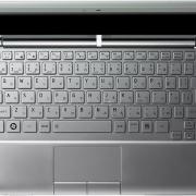 TOSHIBA NB200 замена клавиатуры ноутбука