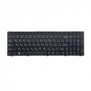 Lenovo Z780 замена клавиатуры ноутбука