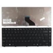 Packard-Bell EasyNote NM86 замена клавиатуры ноутбука