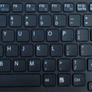 SONY VPC-EJ замена клавиатуры ноутбука