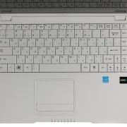 MSI X-Slim X430 замена клавиатуры ноутбука