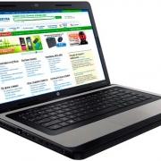 Ремонт ноутбука HP 635