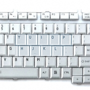 TOSHIBA Satellite A500 замена клавиатуры ноутбука