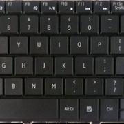 Acer E-Machines E525 замена клавиатуры ноутбука