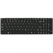 Lenovo Y570 замена клавиатуры ноутбука
