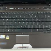 TOSHIBA Satellite U505 замена клавиатуры ноутбука