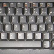 Lenovo G530 замена клавиатуры ноутбука