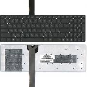 Asus K55 замена клавиатуры ноутбука
