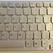 SONY VPC-CB17 замена клавиатуры ноутбука