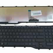 Fujitsu LIFEBOOK AH552 замена клавиатуры ноутбука