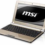 Ремонт ноутбука MSI U160