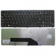Asus K72 замена клавиатуры ноутбука