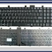 MSI VR600 замена клавиатуры ноутбука