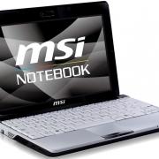 Ремонт ноутбука MSI U120