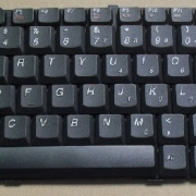 Lenovo N200 замена клавиатуры ноутбука