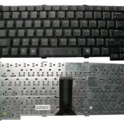 TOSHIBA M18 замена клавиатуры ноутбука