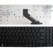 Acer Aspire Timeline 5830 замена клавиатуры ноутбука