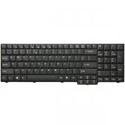 Acer Aspire 5735 замена клавиатуры ноутбука