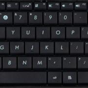 Asus A52 замена клавиатуры ноутбука