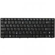 Asus U41 замена клавиатуры ноутбука