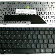 MSI U120 замена клавиатуры ноутбука