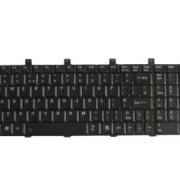 TOSHIBA Satellite M60 замена клавиатуры ноутбука