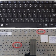 Samsung R540 замена клавиатуры ноутбука