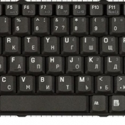 TOSHIBA Satellite L110 замена клавиатуры ноутбука
