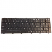 MSI GX780 замена клавиатуры ноутбука