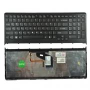 SONY VPC-F219 замена клавиатуры ноутбука