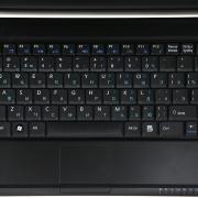 MSI U130 замена клавиатуры ноутбука