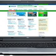 Ремонт ноутбука Fujitsu LIFEBOOK N532