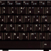BenQ JOYBOOK R43 замена клавиатуры ноутбука