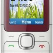Ремонт Nokia C1-01