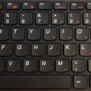 Lenovo Z470 замена клавиатуры ноутбука