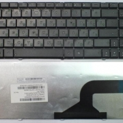 Asus N71 замена клавиатуры ноутбука