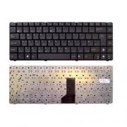 Asus X43 замена клавиатуры ноутбука