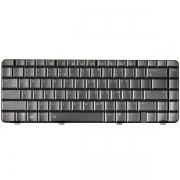 HP DV3500 замена клавиатуры ноутбука