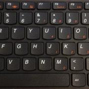Lenovo G470 замена клавиатуры ноутбука