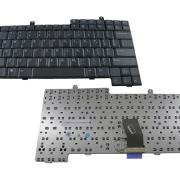 DELL Latitude D500 замена клавиатуры ноутбука