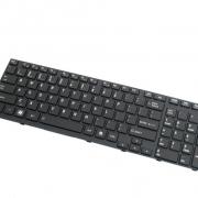 TOSHIBA Satellite A660 замена клавиатуры ноутбука