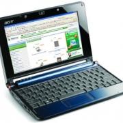 Ремонт ноутбука Acer Aspire ONE A150: замена видеочипа, моста, гнезд, экрана, клавиатуры