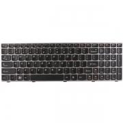 Lenovo V570 замена клавиатуры ноутбука