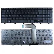 DELL Inspiron n5110 замена клавиатуры ноутбука