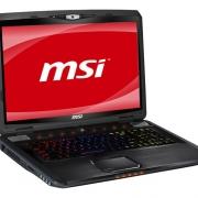 Ремонт ноутбука MSI GX780